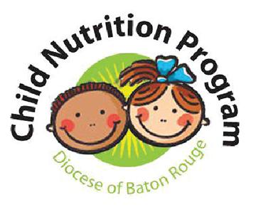 Child Nutrition Program Logo